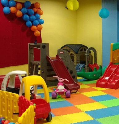 DB Pride Kids Play Area